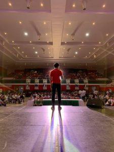 public speaking training philippines speaker